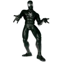 巨大的黑蜘蛛人惊奇娃娃 -