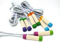 彩色跳绳 -