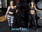 健身服高品质--基本尺寸和加大小